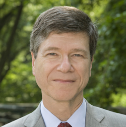 Jeffrey Sachs, Columbia University