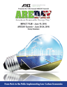 AREDAY 2016 Program