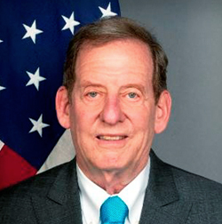 Ambassador Richard L. Morningstar