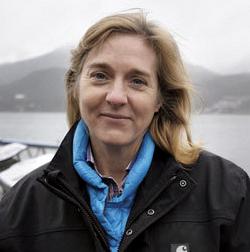 Michelle Ridgway, Marine Ecologist, Oceanus Alaska