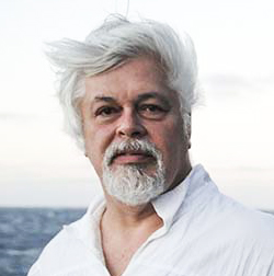 Capt. Paul Watson, CEO & Founder, Sea Shepherd