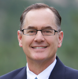 Michael Ashford, CHEMONICS International