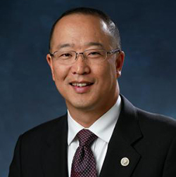 David Kang, Vice Chancellor for Infrastructure and Sustainability, University of Colorado Boulder