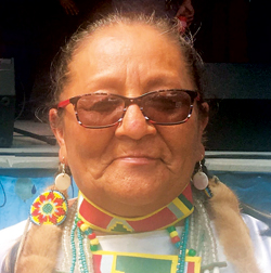 Phyllis Bald Eagle, Traditional Lakota Elder