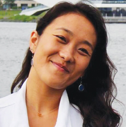 Susanna Choe, Co-Founder & President, Peace Accelerators