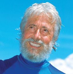 Jean-Michel Cousteau, President, Chairman & Founder, Ocean Futures Society