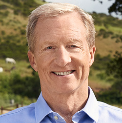 Tom Steyer, 2020 Democratic Presidential Candidate