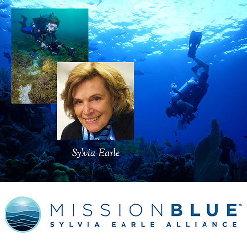 Mission Blue, Dr. Sylvia Earle